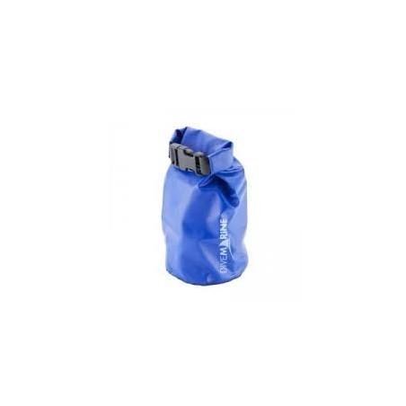 Sacco stagno piccolo pvc blu 5lt