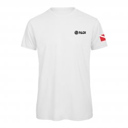 PADI Dive Flag Series - White