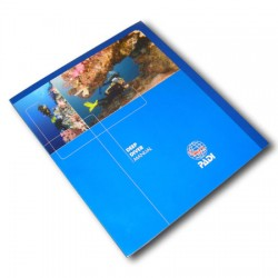 Decal - PADI Master Scuba Diver, Vinyl