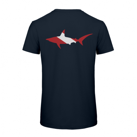 PADI Hammerhead Shark- Navy