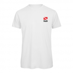 T-Shirt PADI Dive Flag...