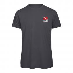 T-Shirt PADI Dive Flag...