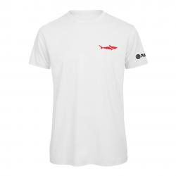 PADI Dive Flag Shark-White