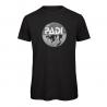 T-shirt da uomo PADI Scuba Icon - Nera