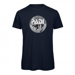 T-shirt da uomo PADI Scuba...