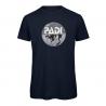 T-shirt da uomo PADI Scuba Icon - Blu scuro