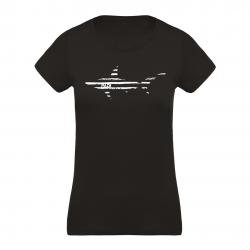 T-shirt Hammerhead da donna...
