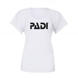T-shirt con logo Padi da...
