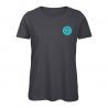 Maglietta con logo WDD - Grigio scuro