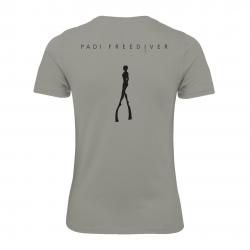 T-shirt da donna con scollo...