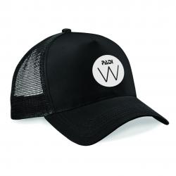 Cappellino con logo bianco...