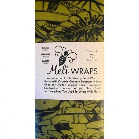 Meli Wraps Ola, confezione da 3