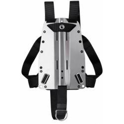 SIDEMOUNT FLY SIDE FINNSUB con piastra alluminio/acciaio 3mm