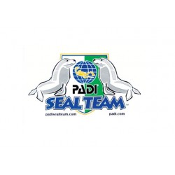 Decal - PADI Seal Team