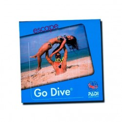 DVD - Escape Go Dive