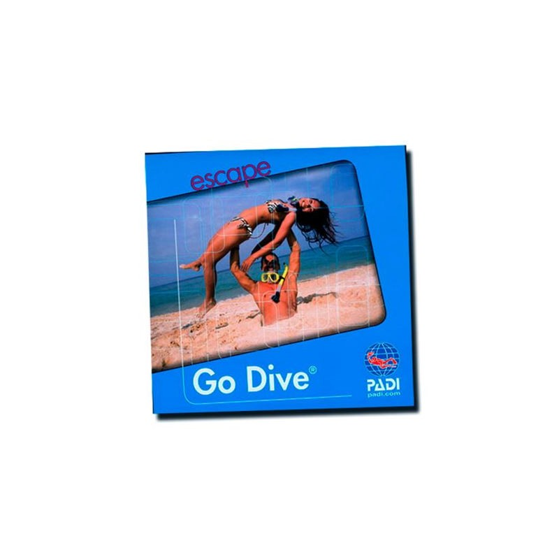 60020  Crewpak - Divemaster