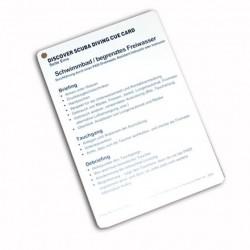 DIVEMASTER Manual and slates package & Instructor Manual