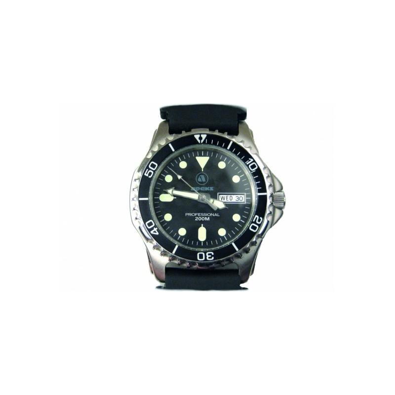 Dive Watch Man (cinturino in gomma) - Apeks