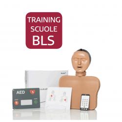 Manichino BLS portatile Ambu Man School per addestramento alla RCP