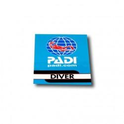 Decal - PADI Diver, Vinyl