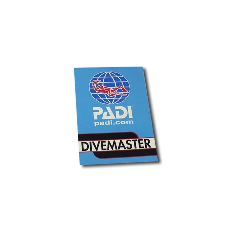 Decal - PADI Divemaster, Vinyl