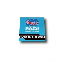 Decal - PADI Instructor, Vinyl