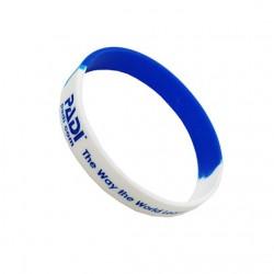 PADI Silicon Wristband