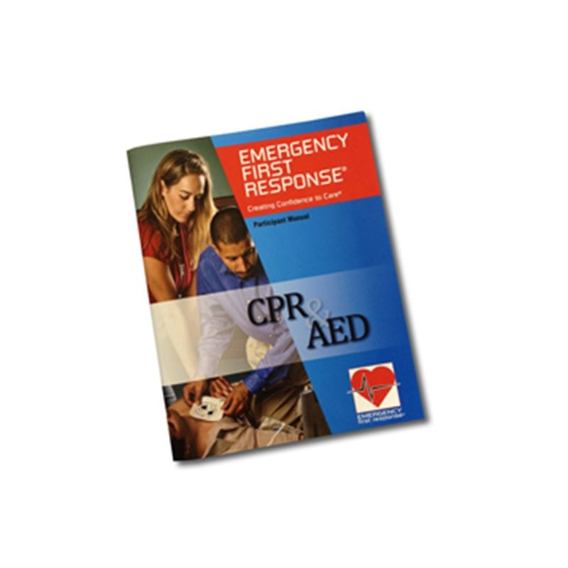 Manual - EFR CPR/AED Participant - Incl. PIC