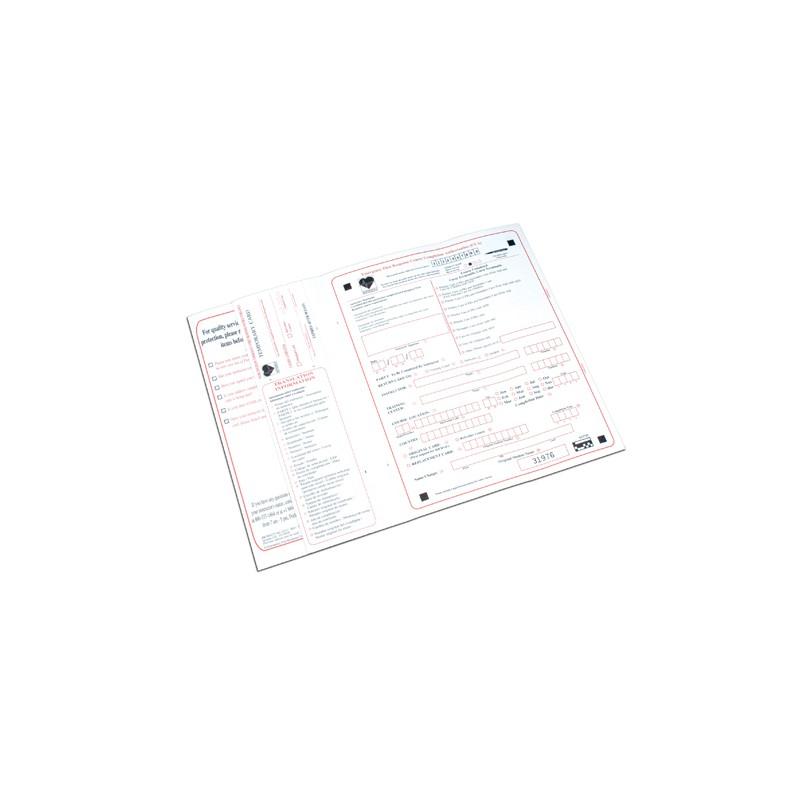 Course Completion Appl. - EFR Envelope Cartaceo abbinato CP.
