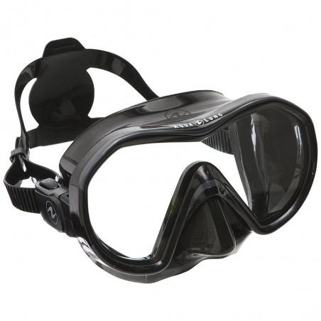 PADI Clear Black Waterbottle