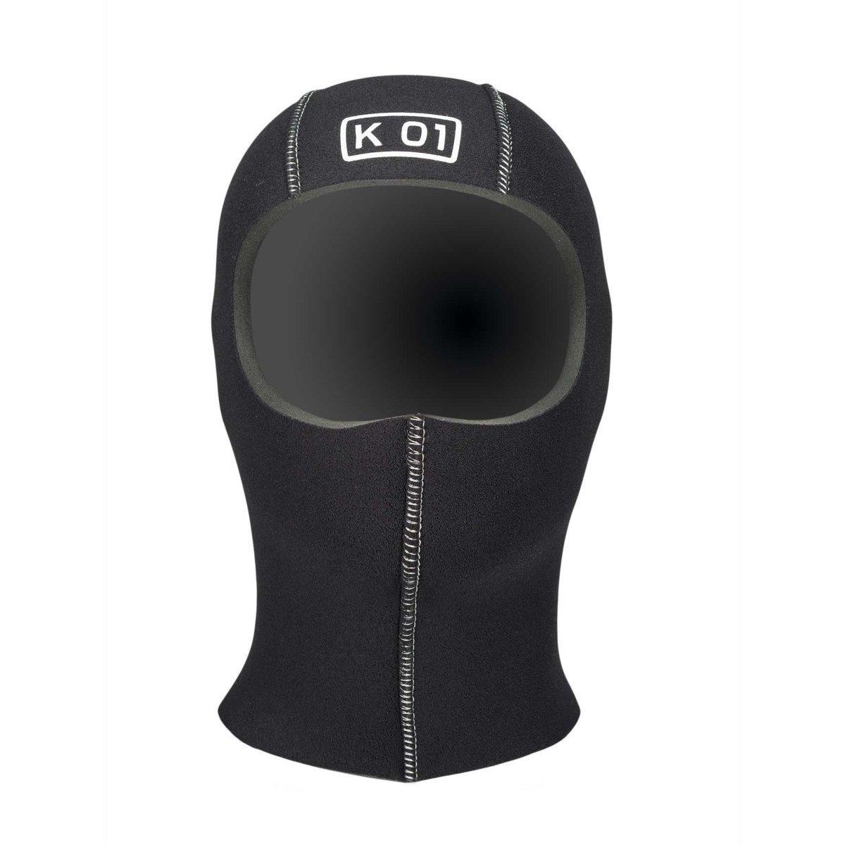 K 01 il miglior cappuccio tecnico subacqueo