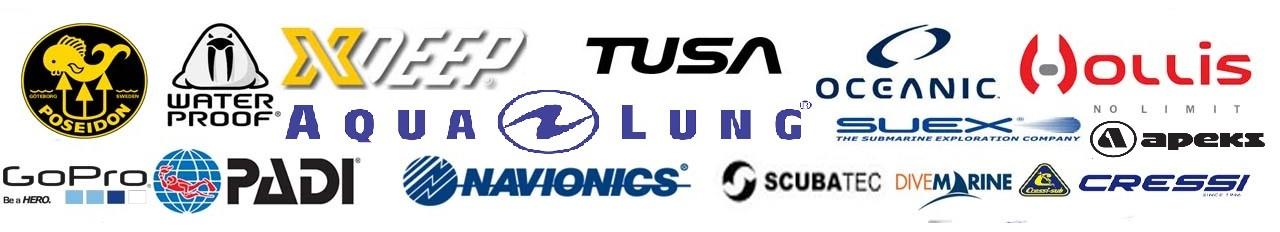 Attrezzature subacquee delle migliori marche sconti e promozioni speciali su tutta l'attrezzatura per diving center ed istruttori
